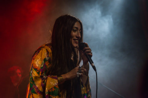 Hindi Zahra Bologna 2017